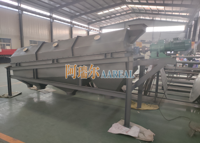 1000*4000mm Rotary Trommel Screen for Chamomile and Peppermint with Three-segment Screens